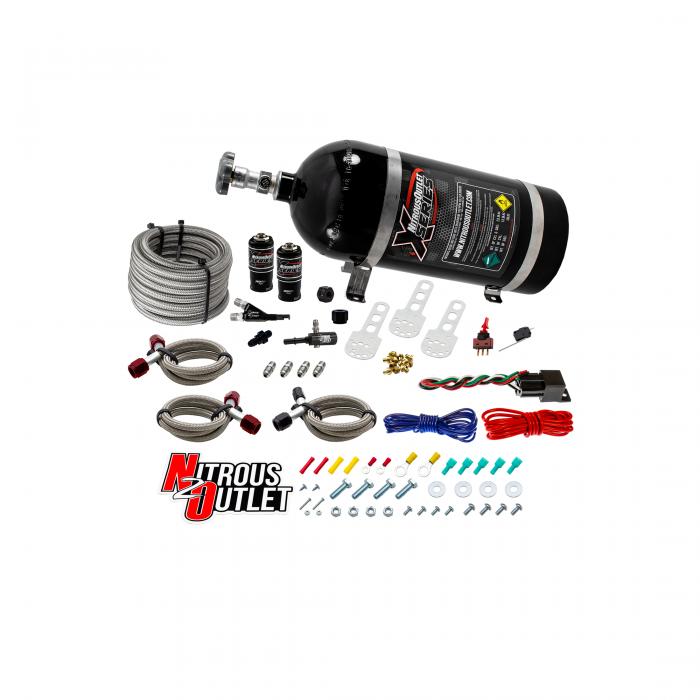 X-Series 2014+ GM LT1/L83/L86 Single Nozzle System
