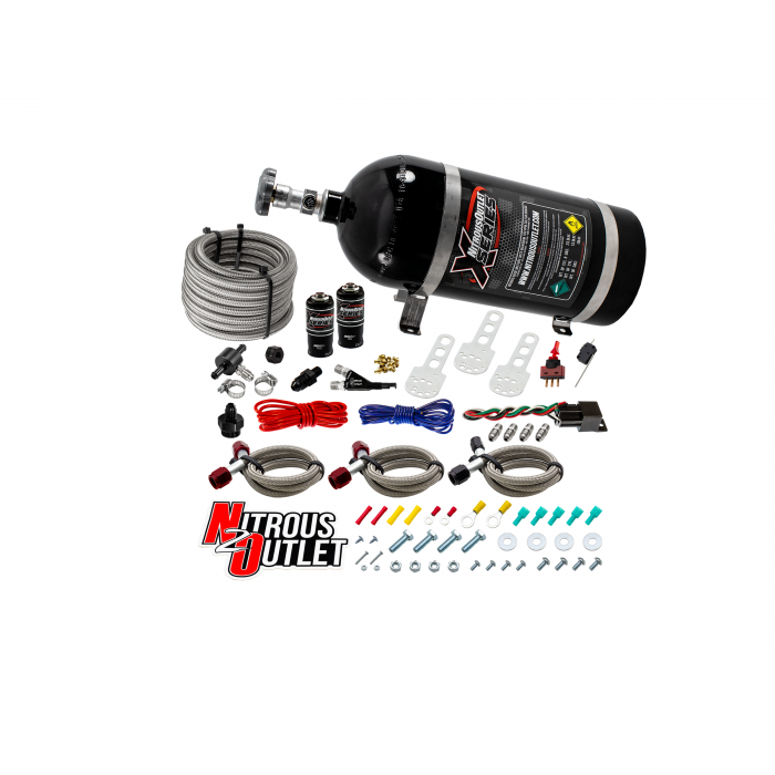 X-Series Universal EFI Single Nozzle System