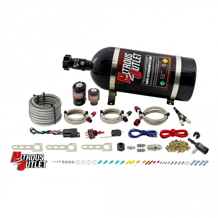 Mopar EFI 4.7/5.7/6.1 Single Nozzle System