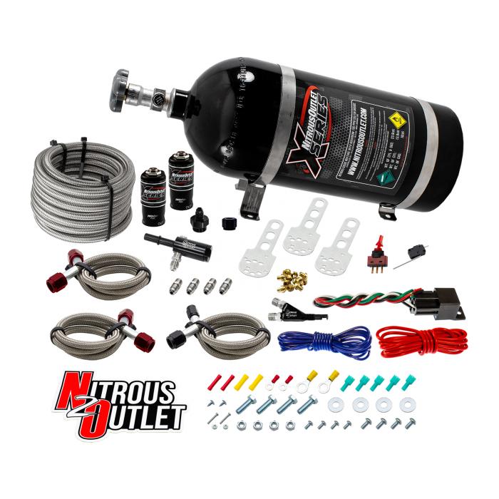 X-Series Mopar EFI Single Nozzle System