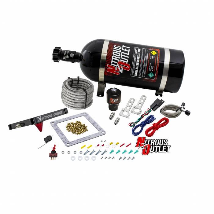 Stinger 2 Race Dry 4500NitrousPlate System