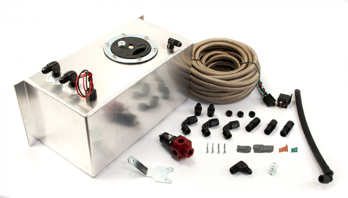 GM F-body 93-02 3 Gallon Spare Tire Well Dedicated Fuel System