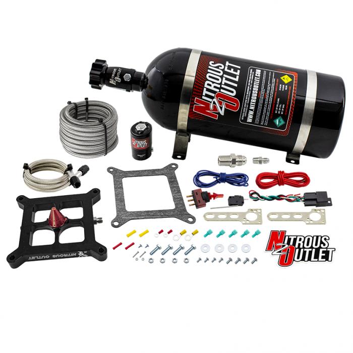 Stinger 2 Dry 4150 NitrousPlate System