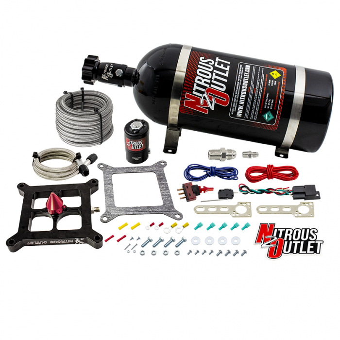 Stinger 4 Dry 4150 NitrousPlate System