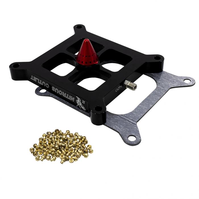 Stinger 2 4150 Dry Nitrous Plate Conversion