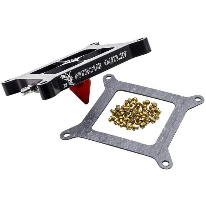 Stinger 4 Dry 4150 Nitrous Plate Conversion
