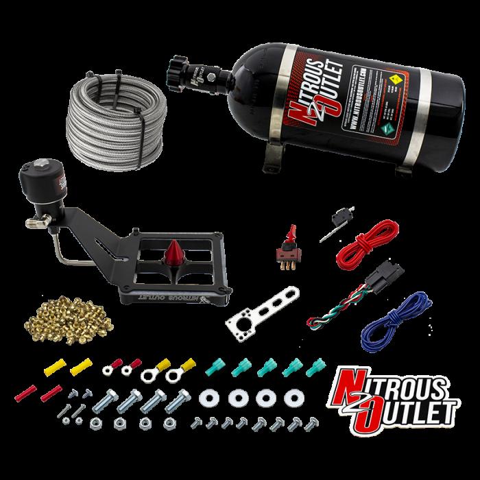 Stinger 4 Race Dry 4500 Deep Break NitrousPlate System