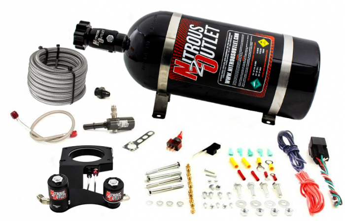 GM 2014+ 6.2 L86 Truck Plate System