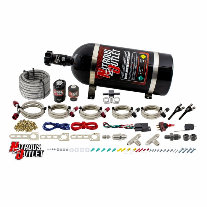 00-10045-10 Hydra Dual Nozzle System