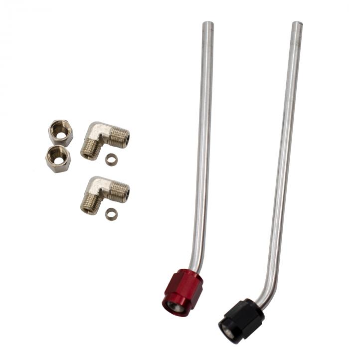 Mopar 6.1 Hemi 80mm/85mm Plate Hard Line Kit