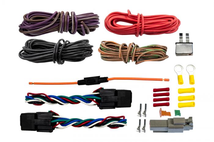Nitrous Outlet Remote Bottle Opener Wiring Installation Kit