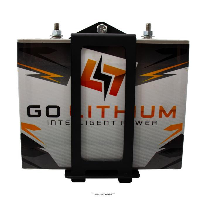 860 Performance Battery Bracket Bar Mount - GoLithium 16V Gen 2