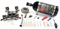4150 Race Dual Stage Hornet Plate System With Boomerang Offset Solenoid Bracket(100-700HP) - Image 1