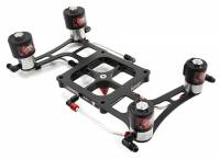 """""""Race"""" 4500 Dual Stage Hornet Plate System With Boomerang Offset Solenoid Bracket(100-700HP) - Image 2"""