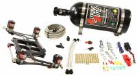 4500 GENIII Dual Stage Hornet Plate System With Boomerang Offset 4 Solenoid Bracket(100-800HP) - Image 1