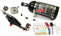 4500 GENIII Race Stinger Plate System with Offset Solenoid Bracket(50-600HP) - Image 1