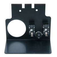 """GM 98-02 F-Body Console Switch Panel With 2 1/16"""" Gauge Hole - Image 4"""