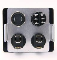 GM 93-02 F-Body Ashtray 4 Switch Panel (Does not fit 93-96 Auto Camaro) - Image 3