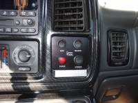GM 99-06 Truck Right Storage Compartment Switch Panel - Image 5