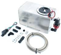 GM 05-09 Trailblazer SS Battery Tray Dedicated Fuel System - Image 1