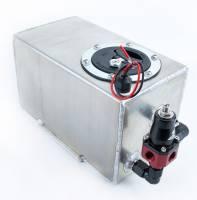 GM 05-09 Trailblazer SS Battery Tray Dedicated Fuel System - Image 3