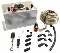 Mopar 2015+ Charger/ Challenger Hellcat Trunk Dedicated Fuel system - Image 1