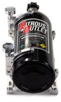 Billet Heated Nitrous Bottle Bracket With Rubber Bottle Isolators - Image 4