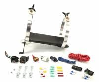 Heated 10lb/15lb Nitrous Bottle Bracket with Install Accessories - Image 1