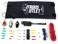 X-Series Nitrous Bottle Heater with Installation Accessories For 10/12/15lb Bottles - Image 1