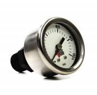 0-100psi Fuel Pressure Gauge - Image 3