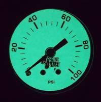 0-100psi Fuel Pressure Gauge - Image 4