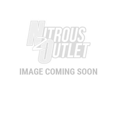 Insulated 10lb/15lb Stainless Nitrous Bottle Bracket - Image 1