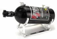 Single Billet 10lb/15lb Nitrous Bottle Bracket - Image 4