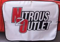 Nitrous Outlet Tire Shade - Image 1