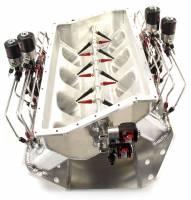 8 Cylinder 4 Solenoid Custom Inner Plenum System - Image 3
