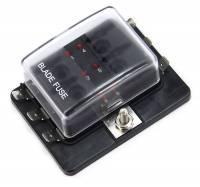 6-Way Powered LED Fuse Block - Image 1