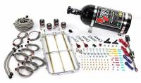 Holley Hi Ram Dual Stage Nitrous Spacer Plate System - Image 1