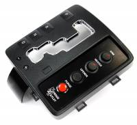 Mopar 06-10 SRT-8 Jeep Console Switch Panel - Image 3