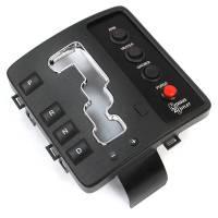 Mopar 06-10 SRT-8 Jeep Console Switch Panel - Image 4