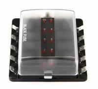 10-Way Powered LED Fuse Block - Image 1