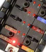 10-Way Powered LED Fuse Block - Image 4