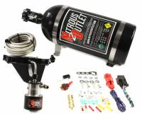 4150 GENIII RACE DRY Stinger Plate System with Deep EFI Center Solenoid Bracket(50-600HP) - Image 1