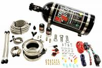 """Nitrous Outlet Interspooler 3"""" Dual Stage Dry Nitrous Plate System - Image 1"""