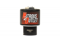 "Pro Mod Fuel Solenoid Aluminum Base - .177"" Orifice - Image 1"