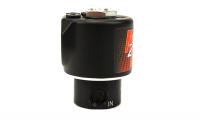 "Pro Mod Fuel Solenoid Aluminum Base - .177"" Orifice - Image 3"
