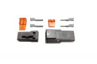 4-Pin Deutsch Connector Kit (10-12ga) - Image 2