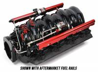 102mm FAST Intake Hard-Lined Plate System with Aftermarket Fuel Rails - Image 4