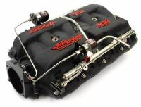 MSD Atomic AirForce LS1 Intake Hard-Lined Plate System for Aftermarket Fuel Rails - Image 4