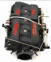 MSD Atomic AirForce LS1 Intake Hard-Lined Plate System for Aftermarket Fuel Rails - Image 5