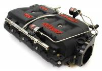 MSD Atomic AirForce LS1 Intake Hard-Lined Plate System for Aftermarket Fuel Rails - Image 6